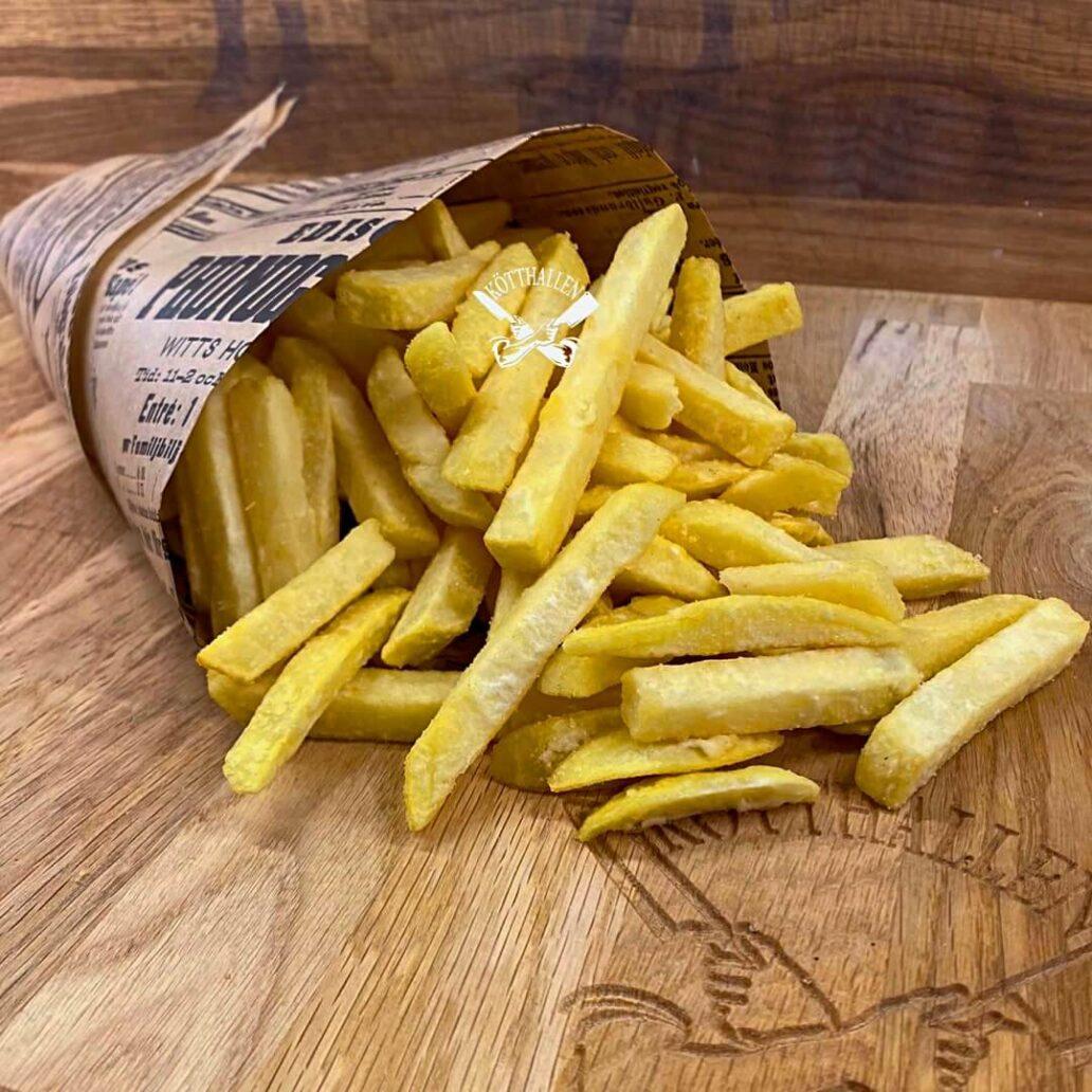 Kötthallens Pommes Frites