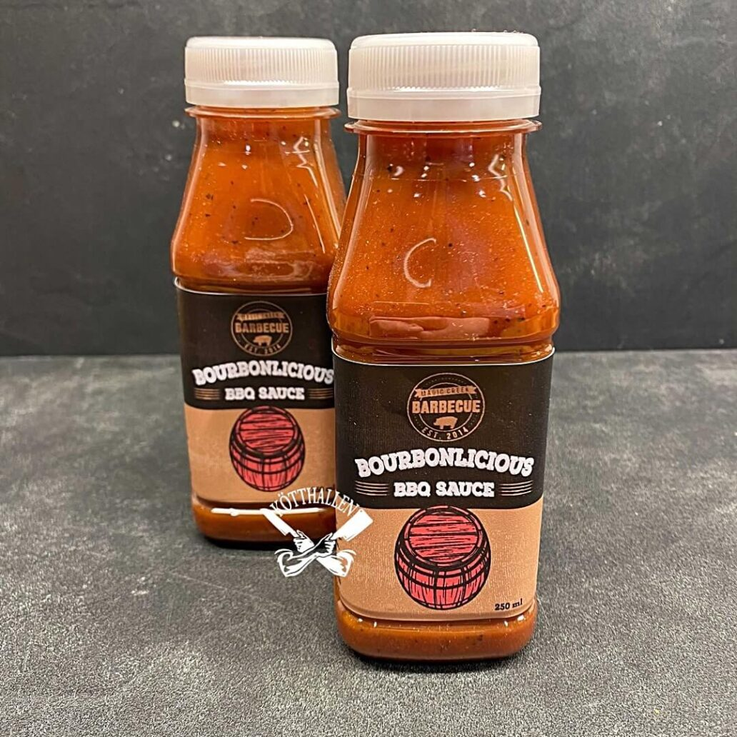 Magic Creek BBQ Sauce