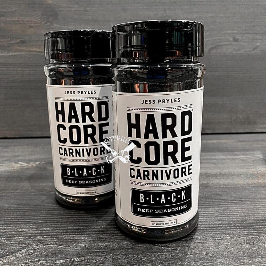 Hardcore Carnivore - Black